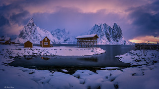 Lofoten Morning