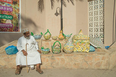 a tisket a tasket (M00k) Tags: baskets dates soul selling person nizwa oman