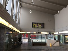 Feldkirch Station (CruisAir) Tags: infrastructure bahnhofshalle building hall station railway rail austria feldkirch