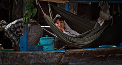 Good Morning Vietnam (albertlondon) Tags: vietnam mekongriver fishermen fishingvillage halongbay saigon hanoi boats fishing
