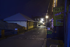 Joseph And Jesse Siddons Ltd, Howard Street, West Bromwich 04/02/2017 (Gary S. Crutchley) Tags: joseph and jesse siddons ltd hilltop wednesbury west bromwich uk great britain england united kingdom urban black country blackcountry nikon d800 history heritage nightscape night time after dark image long exposure evening slow shutter raw industry industrial factory factories manufacturing anthony gormley another place crosby