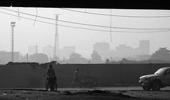 Lagos - Crusin' For Burgers (* Daniel *) Tags: olympus om2sp olympusom2spotprogram markdaniel markdanielphotocom om2spotprogram agfarodinal agfaagfapanapx100 agfaapx100 agfaphoto agfaphotoapx100 lagos nigeria westafrica film filmgrain grain 100asa bw blackwhite blackandwhite road candid candidstreetportrait street streetphotography streetphoto mono monochrome monotone rodinal filmdev:recipe=11344 film:brand=agfa film:name=agfaagfapanapx100 film:iso=100 developer:brand=agfa developer:name=agfarodinal 123bw