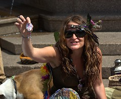 Wanna Buy It (swong95765) Tags: woman sales female lady selling earings shades vendor street