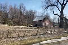 Vermont Barn (Flapweb) Tags: vermont ferrisburg barn decay rural