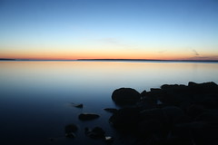 Peace of Mind (~Jim Peacock~) Tags: dusk twilight lakesuperior apostleislands wisconsin nature spring