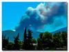 20080625_1322 (gabrielpsarras) Tags: sky cloud mountain tree fire smoke athens attica ymittos