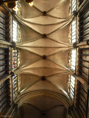 Church vaults