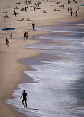 Bondi Beach (dlerps) Tags: ocean sea people beach water bondi sand surf waves sony sydney sigma australia shore newsouthwales bondibeach wellen brandung sigmaapo70200mmf28exdghsm lerps sonyalphadslr bondicoogeewalk sonyalphaa77v daniellerps