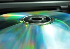 HMM! ~ music theme (karma (Karen)) Tags: light music topf25 explore cds macros hmm prismcolors macromondays