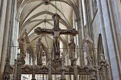 Halberstadt: Dom St. Stephanus und St. Sixtus (Triumphkreuzgruppe) (zug55) Tags: germany de