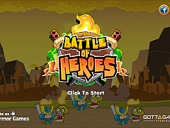 英雄大戰(Battle of Heroes)