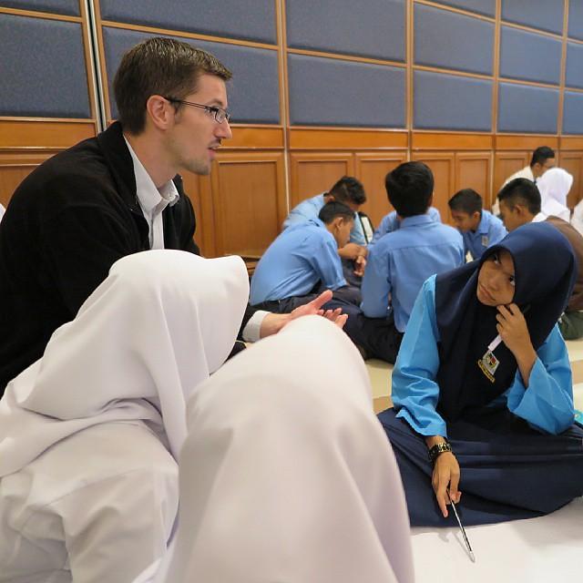 Jillian Baranzini, Emily Dunn, Steve   Holland, & Shaheed Sabrin -  Kota Bharu, Johor  Bharu, & Kuala Lumpur Malaysia