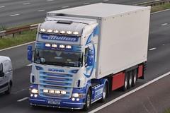 McMullan Scania VKZ 7122 (truck_photos) Tags: