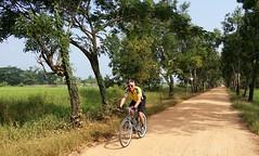 Myanmar, Yangon Region, Southern District, Twantay Township, Ta Ka Hleit (Die Welt, wie ich sie vorfand) Tags: bicycle myself cycling yangon burma myanmar steamroller surly rangoon southerndistrict twantay yangonregion twantaytownship takahleit