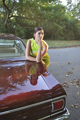 "1965 Chevelle Photo Shoot With Candace • <a style=""font-size:0.8em;"" href=""http://www.flickr.com/photos/85572005@N00/15320151220/"" target=""_blank"">View on Flickr</a>"