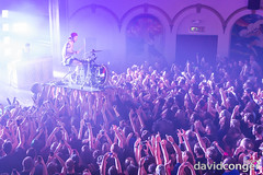 Twenty One Pilots at the Neptune Theater (davidconger.com) Tags: show musician music lights concert audience live stage performance event sound audio davidcongercom
