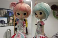 Dolly Olé 2014 (Karu Aileas) Tags: sevilla seville dolly pullips olé blythes