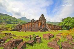 Wat Phou Champasak, Laos