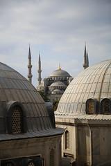 Blue Mosque, Istanbul (Florian  v18) Tags: travel canon turkey worship tour islam mosque      24105mm   5d3 5dmarkiii