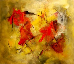 calculated chaos (iBSSR who loves comments on his images) Tags: art dutch price museum modern painting gallery action auction moma oil expressionism willemdekooning jacksonpollock