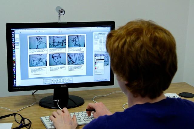 LiveWire BFI Film Academy 3 Storyboarding 10
