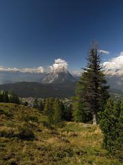 Hohe Munde, again (aniko e) Tags: mountains alps clouds forest landscape austria tyrol seefeld wetterstein hohemunde pinusmugo
