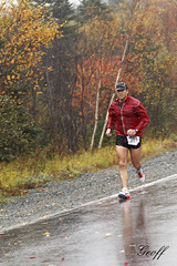 Cape to Cabot (gwhiteway) Tags: road canada storm sports rain weather race newfoundland fun wind hurricane cape nl cabot nfld humidity gonzalo oct19 20km 2014 cabottower capespear capetocabot