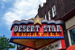 S. State St. Murray, Utah (seanmugs) Tags: saltlakecity neonsign slc saltlakecityutah vistatheater murrayutah signporn desertstartheatre desertstarplayhouse newiristheater