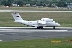 RA-74048 (IndiaEcho Photography) Tags: canon germany eos airport aircraft aviation aeroplane dusseldorf airfield dus antonov eddf an74 1000d ra74048