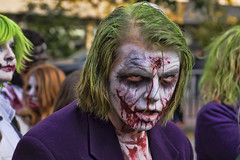 Bad Hair Day (ptx4ever) Tags: fall october 2014 zombiewalk
