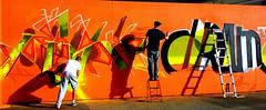 20131005_171126-1 (llouliee) Tags: street city travel light sunset urban blackandwhite streetart color building art beach nature colors beautiful architecture clouds landscape lost photography ruins europe artist pentax photos wildlife caps tags spray painter mtn graff jam hdr saintes bombe montanas graffeur urbain graffitis urbaine friche nbq