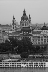 IMG_4344 (A><EL) Tags: city bridge white black river hungary budapest parliament sight duna danube
