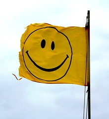Smile (Photographing Travis) Tags: trip face flag roadtrip smiley mission missions slo sanluisobispo