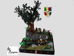 Challenge3 CatB-CCCXIII (Kayne_) Tags: lego dwarves kaliphlin guildsofhistorica