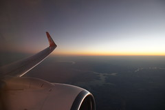 Barbados (FK Parpinelli) Tags: aircraft flight barbados avio voo caribe flug