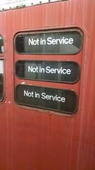 Redbird (The All-Nite Images) Tags: city nyc newyorkcity urban newyork subway bronx melrose grandconcourse worktrain ottoyamamoto theeyesofnewyork theallniteimages