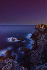 Bondi Dilema (Rodney Campbell) Tags: longexposure lightpainting bondi australia golfcourse