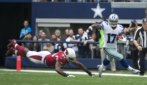NFL Football: Arizona vs Dallas