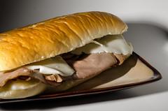365.285 - Roast Beef (Justin Spradlin) Tags: cactus food grid nikon sigma sandwich ocf 365 2014 d7000 sb700 cactusv6