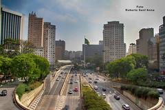 Old Downtown - Sao Paulo - Brasil (Roberto Sant'Anna) Tags: world city cup brasil hall theater fifa paulo sao 2014 rbsantanna
