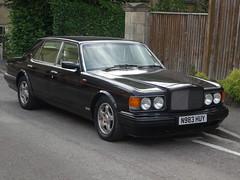 1996 Bentley Turbo RL (harry_nl) Tags: england bath britain turbo bentley rl 2014