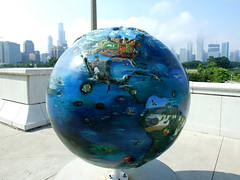 """Biosphere Earth sculpture • <a style=""""font-size:0.8em;"""" href=""""http://www.flickr.com/photos/34843984@N07/15537328951/"""" target=""""_blank"""">View on Flickr</a>"""