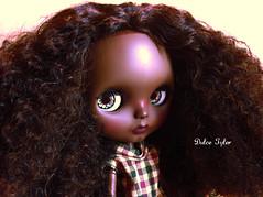 Black Blythe Custom
