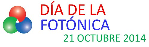 DAY OF PHOTONICS 2014 - Spanish