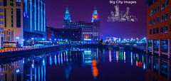 The Liver Building Liverpool (Big_City_Images) Tags: old city uk travel blue england sky reflection building bird tower clock industry tourism skyline architecture port liverpool river three pier office dock europe downtown commerce cityscape waterfront symbol britain dusk background famous great sightseeing culture royal landmark structure historic limestone historical british liver liverbird mersey pierhead graces merseyside liverbuilding