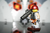 LEGO SPACE SOLDIER (Keaton FillyDing) Tags: soldier lego space alien scene figure custom minifigure moc brickarms