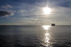 Ship (Frank Schmidt) Tags: street sun water town ship sweden sverige streetphotos