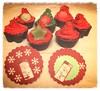 Natal Feliciana Presentes!!! (Feliciana Presentes! Por Aline Antunes) Tags: natal cupcake sabonete presentedenatal sabonetedeglicerina