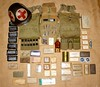 WW-2 US Combat Medic Supplies (Pacific Kilroy) Tags: army us wwii tools dressing equipment medical worldwarii ww2 medicine kit surgical supplies medic bandage artifacts memorabilia militaria firstaid worldwartwo kilroywashere pacifictheater warhistory combatmedic fieldsurgery woundcare emerency ww2collection afwespac pacifickilroy