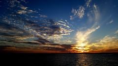 Sunset @ Palafox Pier
